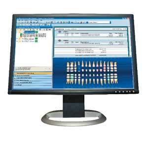 dental it support computer